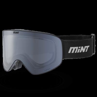 Mint-Sports Chroma Black Ski Glasses
