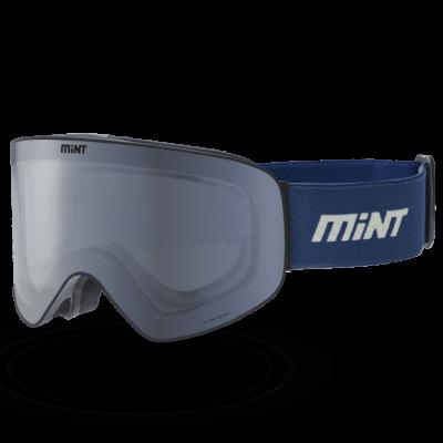 Mint-Sports Chroma Blue Ski Glasses