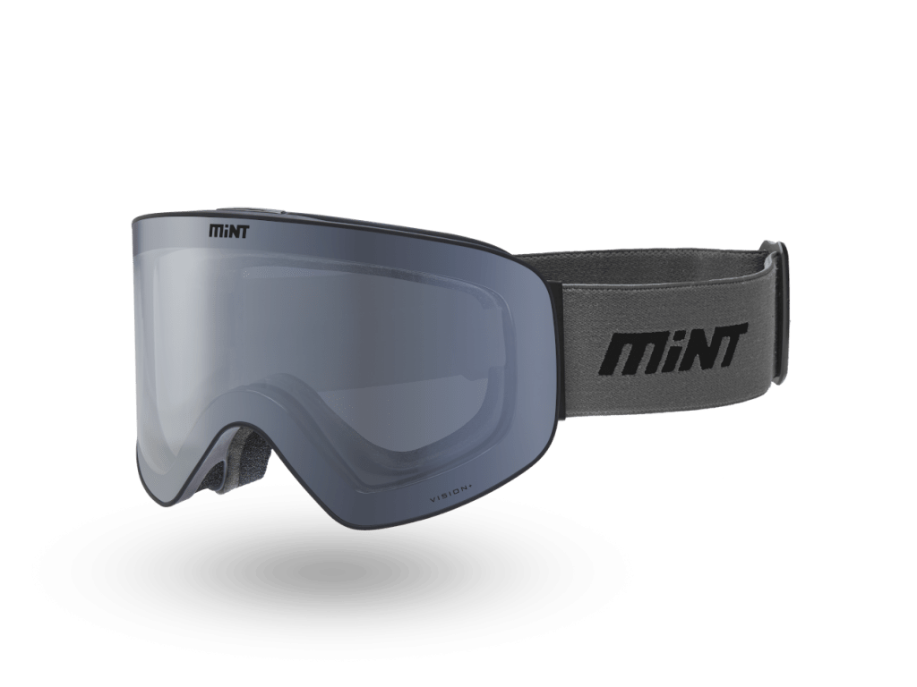 Mint-Sports Chroma Grey Ski Glasses