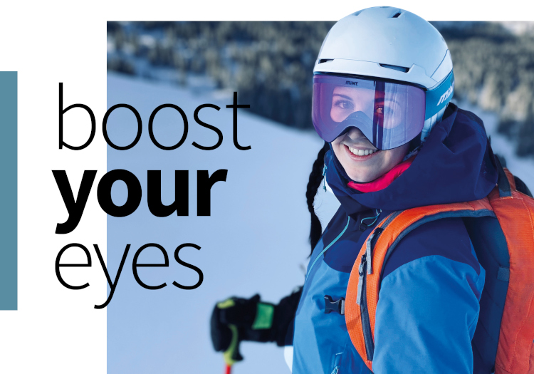 Mint sport googles boost your eyes